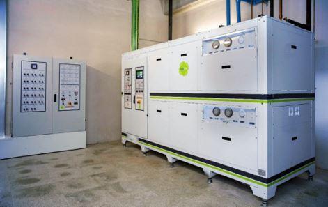 Instalaciones frigoríficas CO2