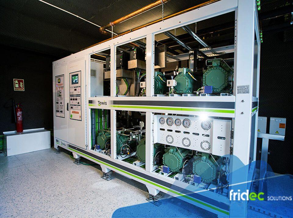 instalaciones frigoríficas de CO2